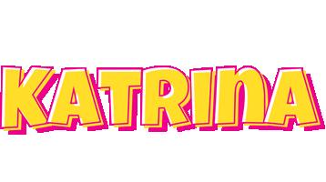 Katrina kaboom logo