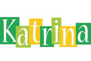 Katrina lemonade logo