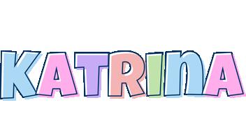 Katrina pastel logo