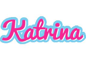 Katrina popstar logo