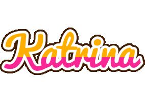 Katrina smoothie logo