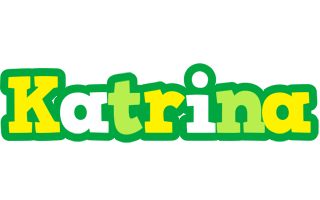 Katrina soccer logo