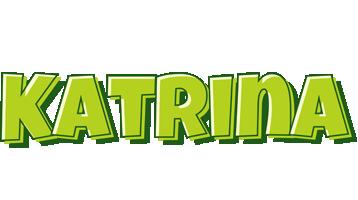 Katrina summer logo