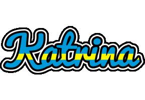 Katrina sweden logo