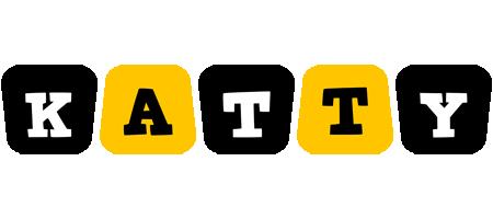 Katty boots logo