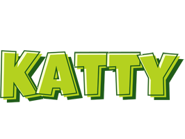 Katty summer logo