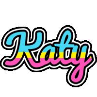 Katy circus logo