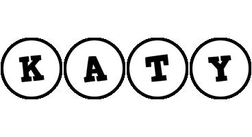 Katy handy logo
