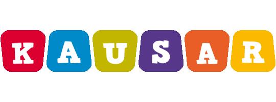 Kausar kiddo logo