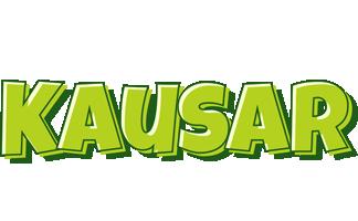 Kausar summer logo