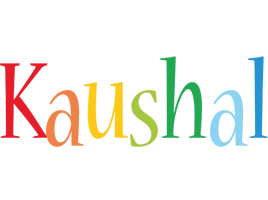 Kaushal birthday logo