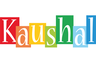 Kaushal colors logo