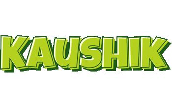 Kaushik summer logo