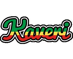 Kaveri african logo