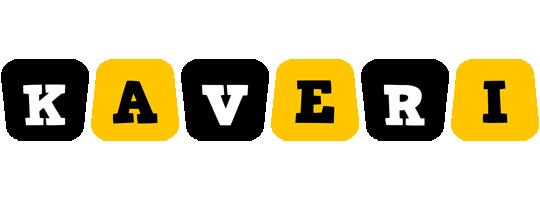 Kaveri boots logo