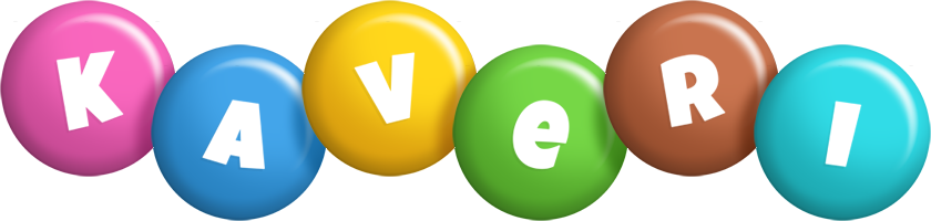 Kaveri candy logo