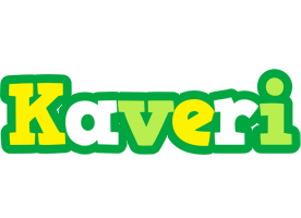 Kaveri soccer logo