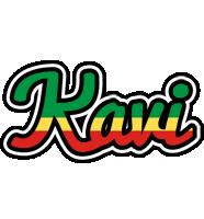 Kavi african logo