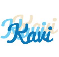 Kavi breeze logo
