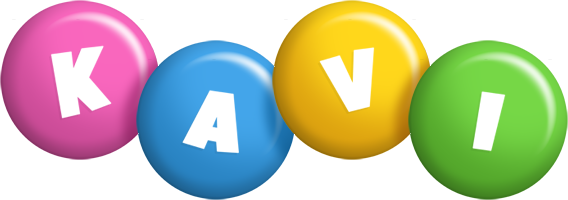 Kavi candy logo