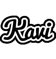 Kavi chess logo
