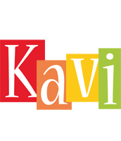Kavi colors logo