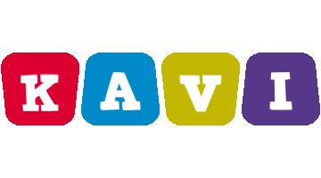 Kavi daycare logo