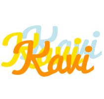 Kavi energy logo
