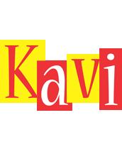 Kavi errors logo