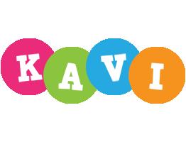 Kavi friends logo
