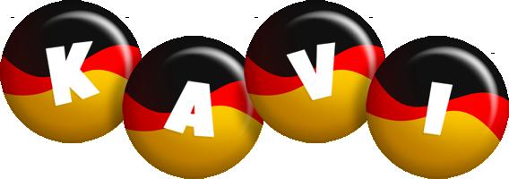 Kavi german logo