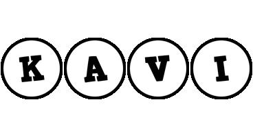Kavi handy logo