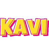 Kavi kaboom logo