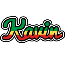 Kavin african logo