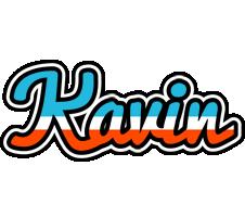 Kavin america logo