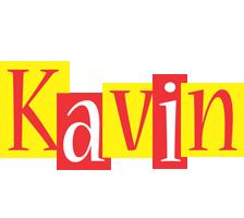 Kavin errors logo