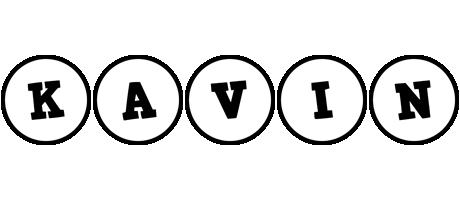 Kavin handy logo