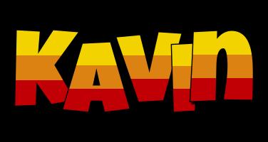 Kavin jungle logo