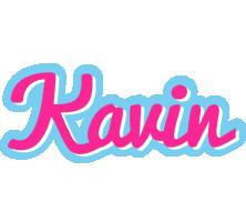 Kavin popstar logo