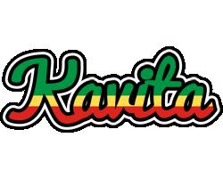 Kavita african logo