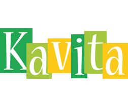Kavita lemonade logo