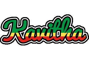 Kavitha african logo