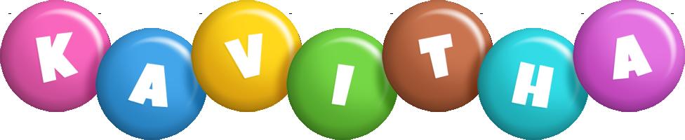 Kavitha candy logo