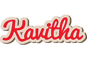 Kavitha chocolate logo