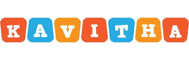 Kavitha comics logo