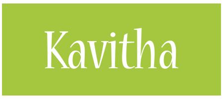 Kavitha family logo