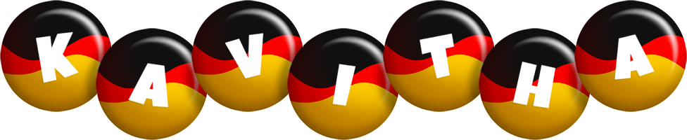 Kavitha german logo