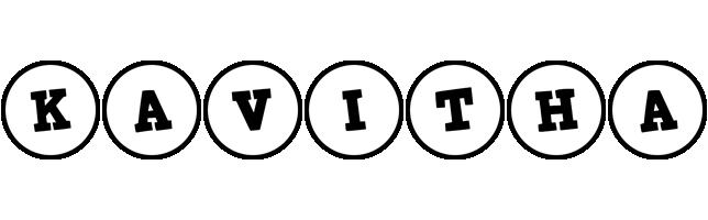 Kavitha handy logo