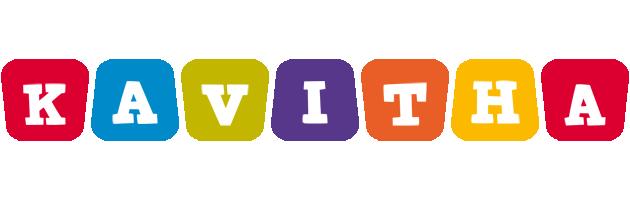Kavitha kiddo logo