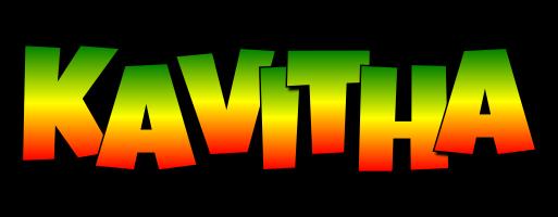 Kavitha mango logo